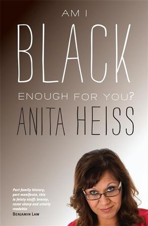 Cover of Am I Black Enough for You?