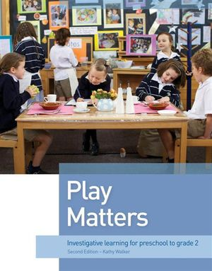 Cover of Play Matters