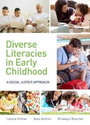 Cover of Diverse Literacies in Early Childhood
