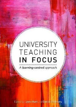 Cover of University Teaching in Focus