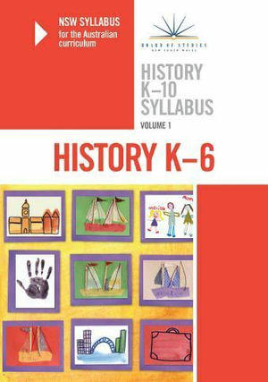 Cover of History K-6