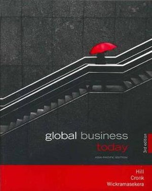 Cover of Global Business Today