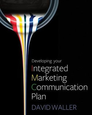Cover of Developing your IMC plan