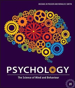 Cover of Psychology AUST