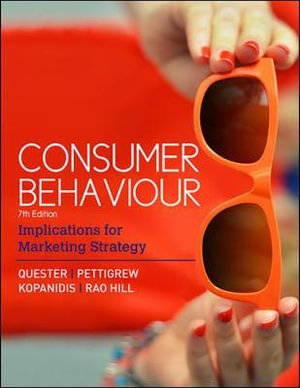 Cover of Consumer Behaviour: Implications for Marketing Strategy