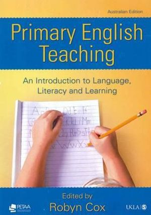 Cover of Primary English Teaching