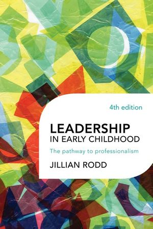 Cover of Leadership in Early Childhood The pathway to professionalism