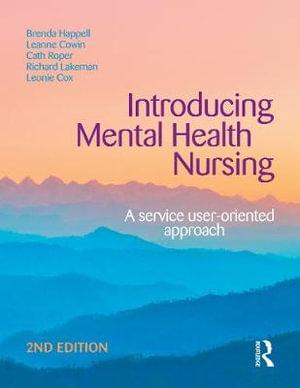 Cover of Introducing Mental Health Nursing