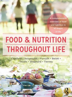 Cover of Food and Nutrition Throughout Life