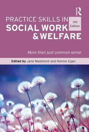 Cover of Practice Skills in Social Work and Welfare