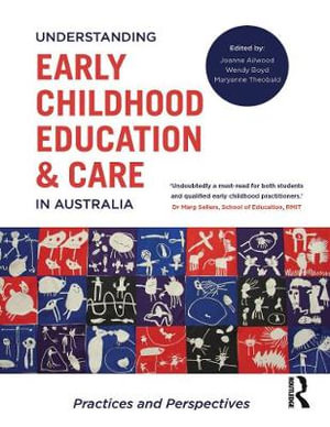 Cover of Understanding Early Childhood Education and Care in Australia
