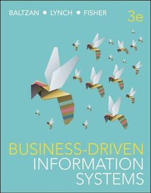 Cover of Business-driven Information Systems