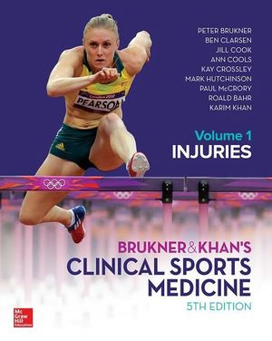 Cover of BRUKNER & KHAN'S CLINICAL SPORTS MEDICINE: INJURIES, |