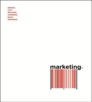 Cover of Grewel Marketing 2E