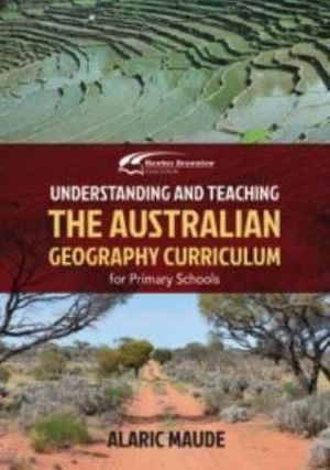 Cover of Understanding and Teaching the Australian Curriculum