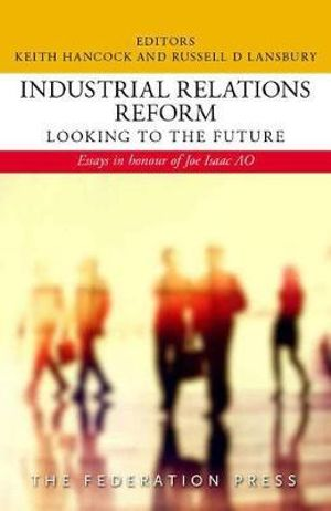Cover of Industrial Relations Reform