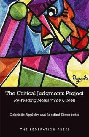 Cover of The Critical Judgments Project