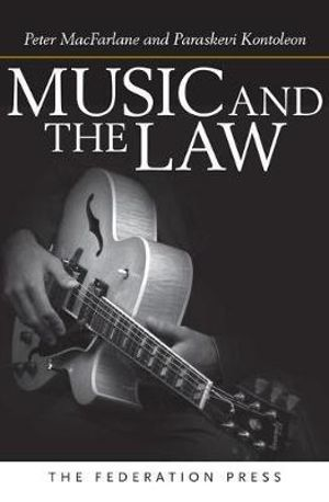 Cover of Music and the Law
