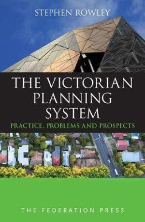 Cover of The Victorian Planning System
