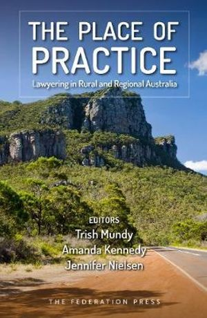 Cover of The Place of Practice
