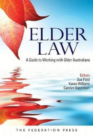 Cover of Elder Law