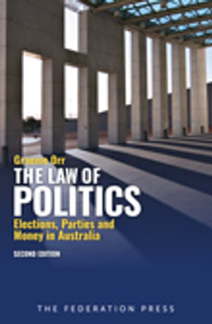 Cover of The Law of Politics