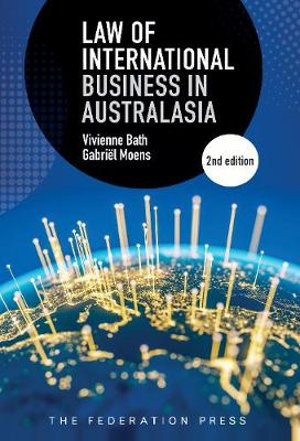 Cover of Law of International Business in Australia (2nd Ed)