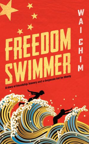 Cover of The Freedom Swimmer
