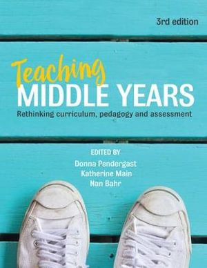 Cover of Teaching Middle Years