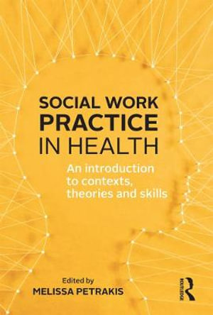 Cover of Social Work Practice in Health