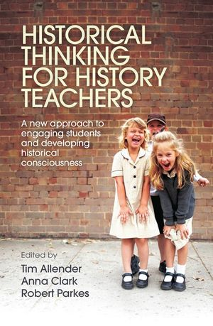 Cover of Historical Thinking for History Teachers