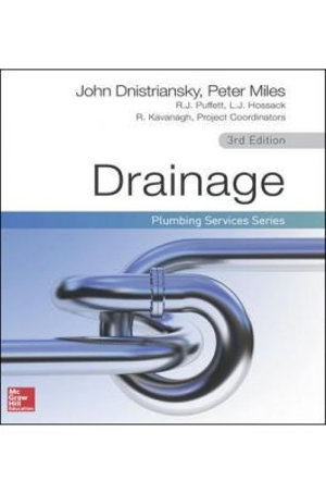 Cover of Drainage