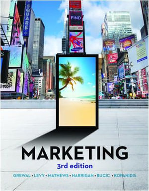 Cover of MARKETING.