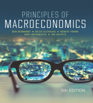 Cover of Principles Of Macroeconomics 5E