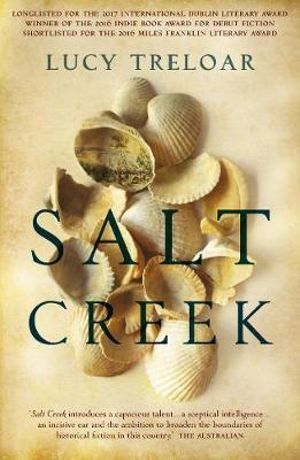 Cover of Salt Creek