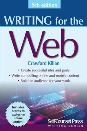 Cover of Writing for the Web