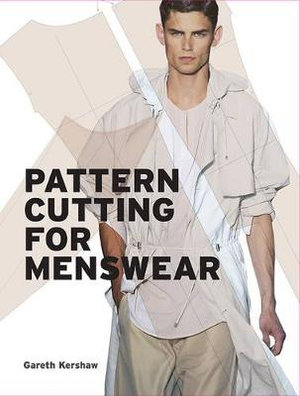 Cover of Pattern Cutting for Menswear