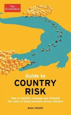 Cover of The Economist Guide to Country Risk