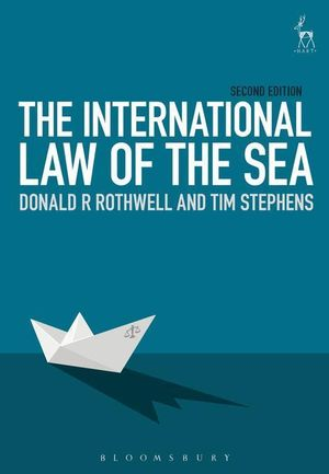 Cover of The International Law of the Sea