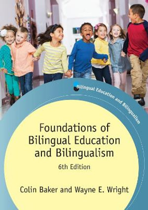 Cover of Foundations of Bilingual Education and Bilingualism