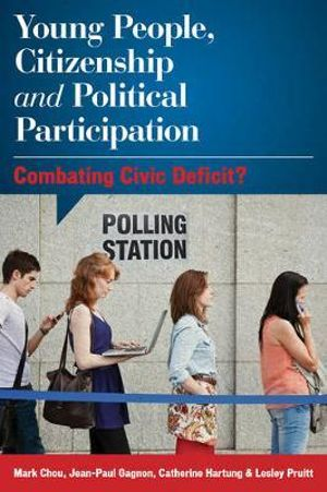 Cover of Young People, Citizenship and Political Participation
