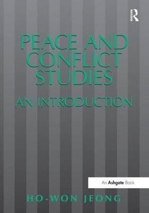 Cover of Peace and conflict studies