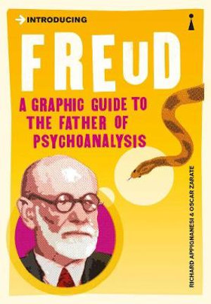 Cover of Freud: A Graphic Guide to the Father of Psychoanalysis