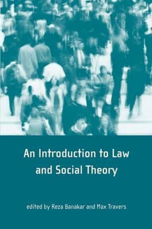 Cover of An introduction to law and social theory