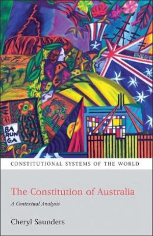 Cover of The Constitution of Australia