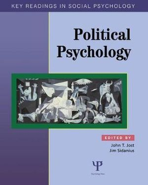 Cover of Political Psychology