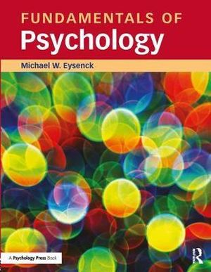 Cover of Fundamentals of Psychology