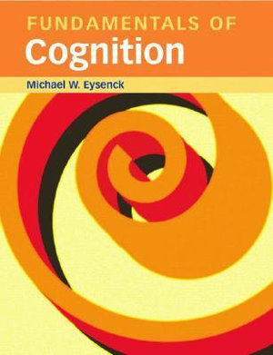 Cover of Fundamentals of Cognition