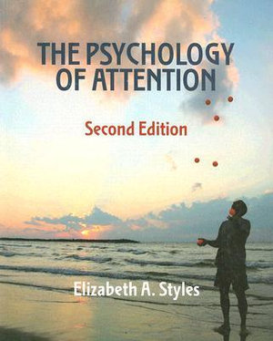 Cover of The Psychology of Attention