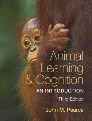 Cover of Animal learning & cognition